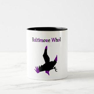 Good Riddance! Two-Tone Coffee Mug