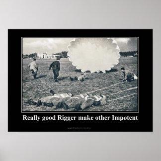 Good Rigger Print