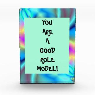Good Role Model Block Award