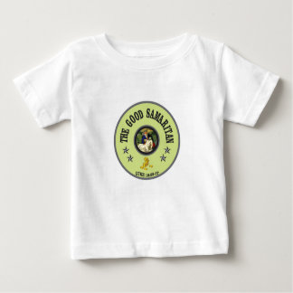 good samaritan green back baby T-Shirt