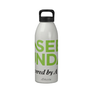 Good Seed Sunday Material Water Bottle