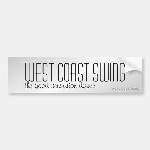 good sensation bumper stickers