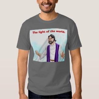 good sheperd, The light of the world. T-Shirt