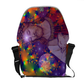 Good shepherd courier bag