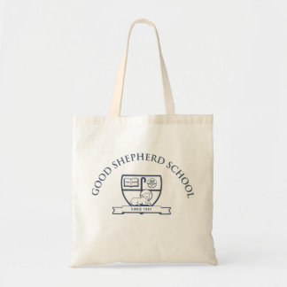 Good Shepherd School Tote Canvas Bags