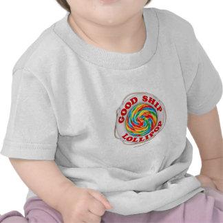 Good Ship Lollipop... Shirt