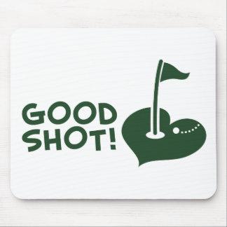 Good shot Golf Mouse Pads