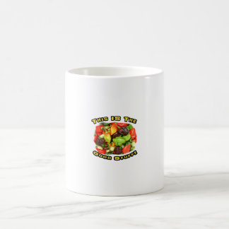 Good Stuff Hot Pepper Pile Design Image Mug