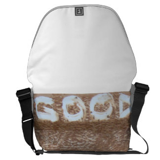 Good 'Tailgate Talk' Courier Bag