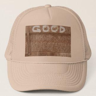 Good 'Tailgate Talk' Trucker Hat