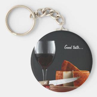 Good Taste Keychain