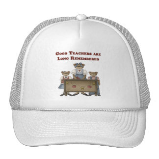 Good Teachers are Long Remembered Trucker Hat