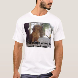 Good things come in small packages! T-Shirt