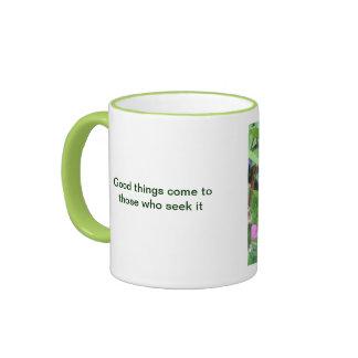 Good things come mug