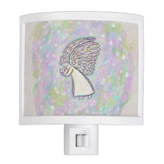 Good Things Guardian Angel Night Light Lamp
