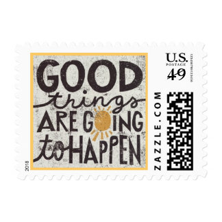 Good things postage