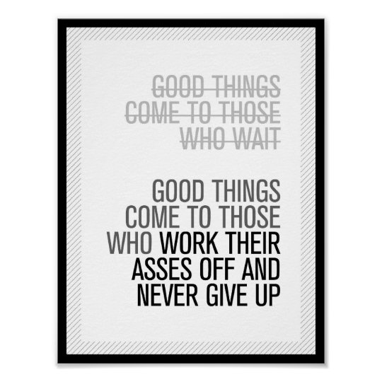 Good Things Poster