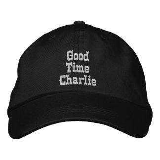 GOOD TIME CHARLIE cap