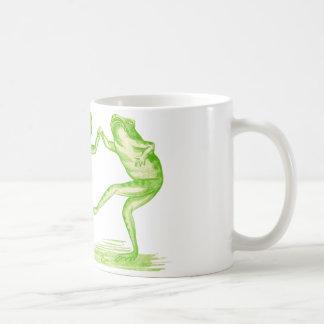 Good Time Frogs Coffee Mug