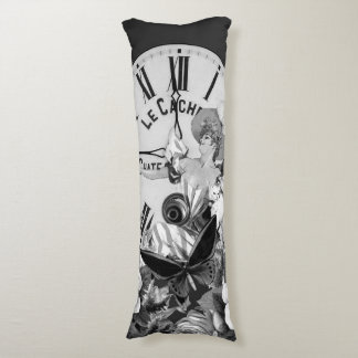 Good Time To Drink Collage Body Pillow