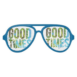 GOOD TIMES AVIATOR SUNGLASSES