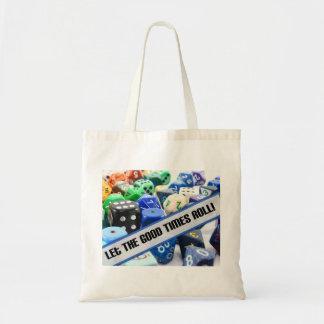 Good Times Dice Tote Bag