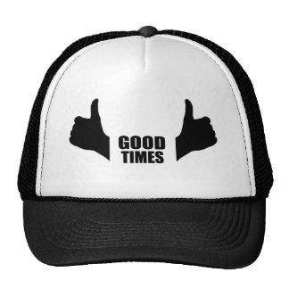 Good times mesh hats