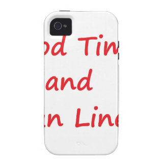 Good Times Red iPhone 4 Cover