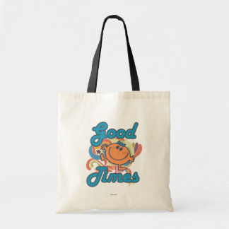 Good Times With Little Miss Fun Budget Tote Bag