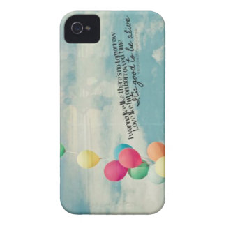 Good to be Alive Case-Mate iPhone 4 Case