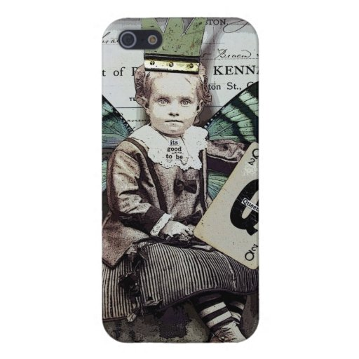 Good To Be Queen  iPhone 5 Glossy Hard Case