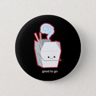 Good to Go Pinback Button