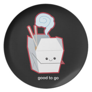 Good to Go Plate