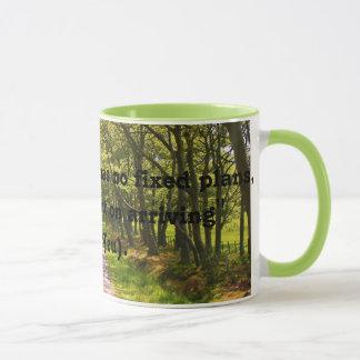 Good Traveller Quote Coffee Mug (Lao Tzu)