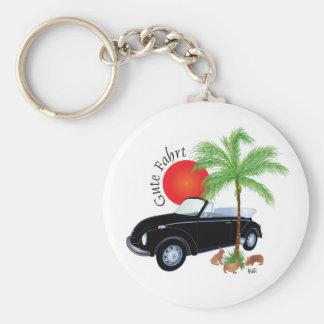 Good trip beetle key supporter keychain