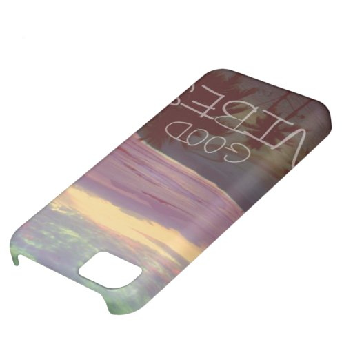 Good Vibes iPhone 5C Cover