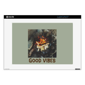 Good Vibes Decals For Laptops