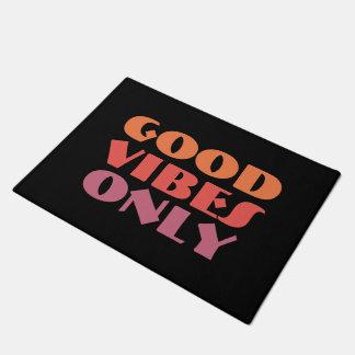 Good Vibes Only Doormat