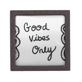 Good Vibes Only Gift Box