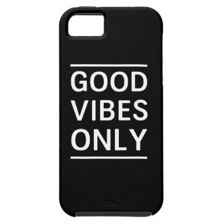 Good Vibes Only iPhone SE/5/5s Case