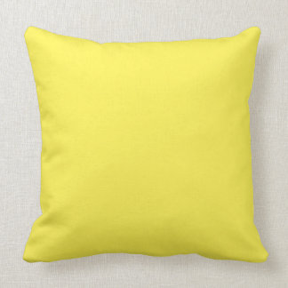 Good vibes only! throw pillow