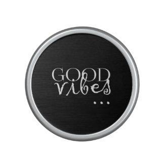 good vibes... sentence bluetooth speaker
