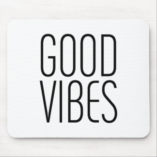 Good_Vibes_Stacked.ai Mouse Pad