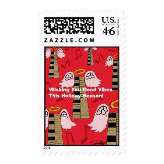 Good Vibes Stamp