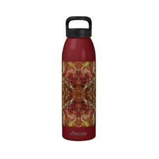"""""""Good Vibes"""" Water Bottle"""