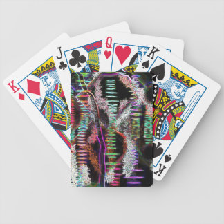 Good Vibrations Edge Bicycle Playing Cards