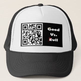 Good Vs Evil Cap