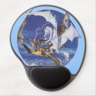 Good vs. Evil Gel Mouse Pad