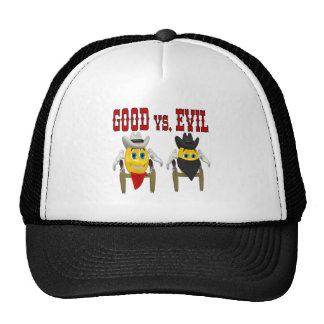 Good vs Evil Hats