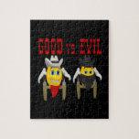 Good vs Evil Jigsaw Puzzles